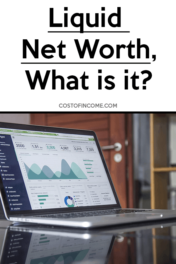 what is liquid net worth