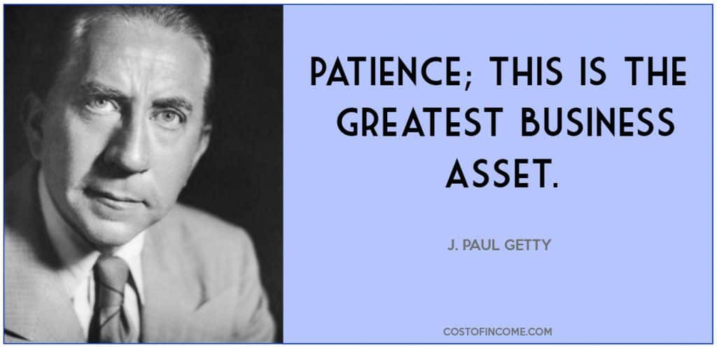 leadership qualities patience