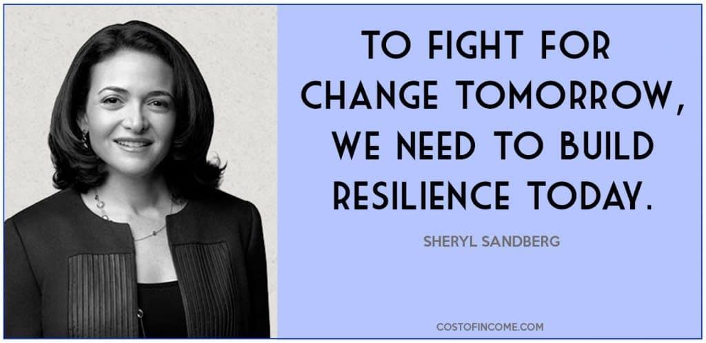 leadership qualities resilience