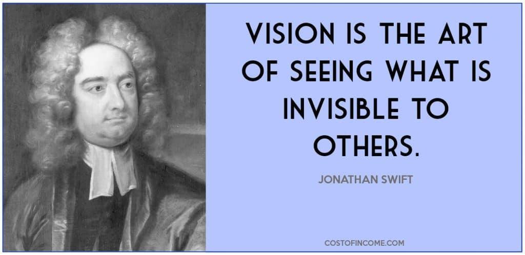 good leadership vision