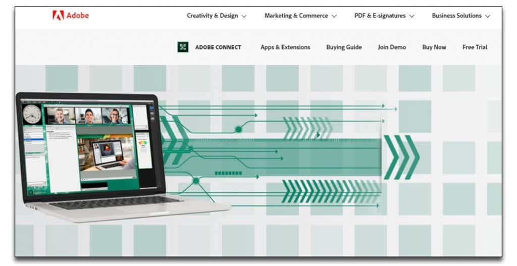 adobe connect webinar platform