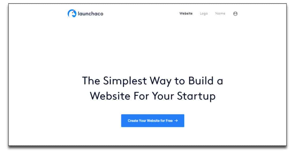 launchaco landing page builder