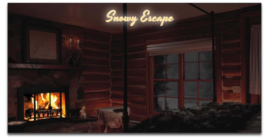 snowy escape review