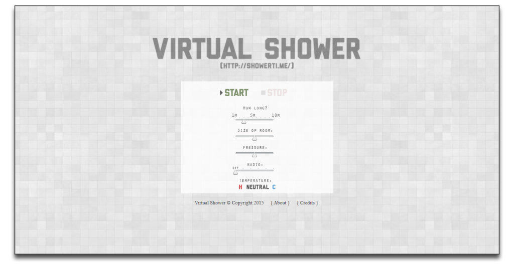 virtual shower review