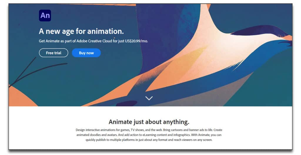 adobe animate review pricing whiteboard automation software