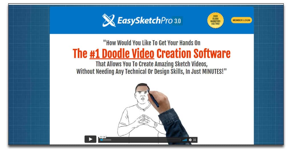 easy sketch pro review pricing
