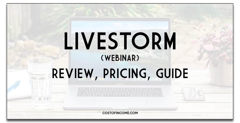 livestorm webinar review