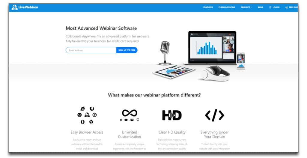 livewebinar review pricing