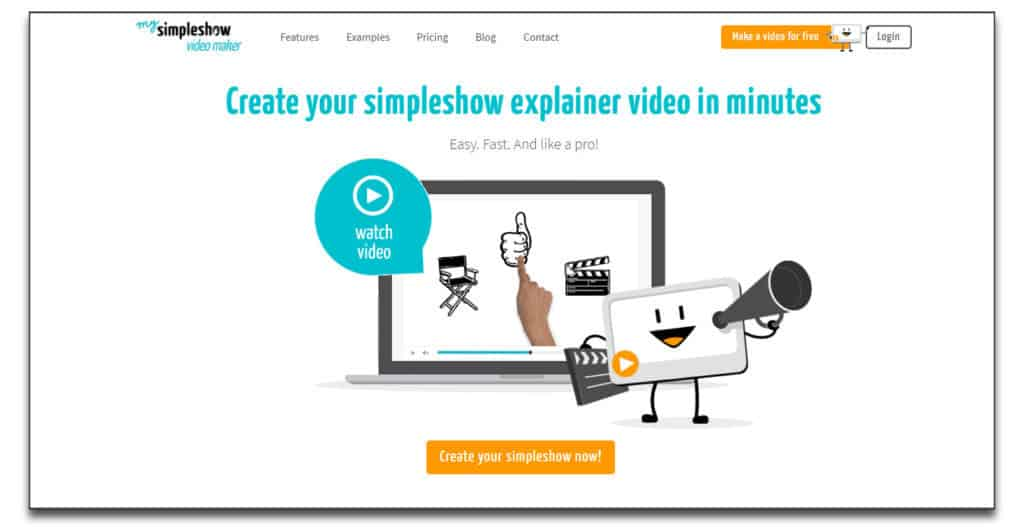 mysimpleshow review pricing