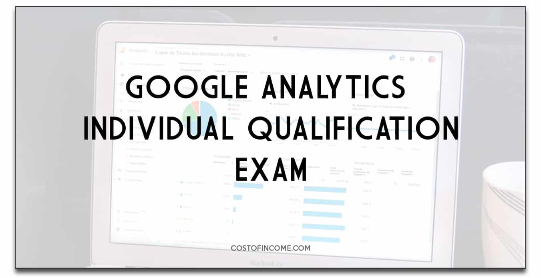 google analytics qualification exam answers