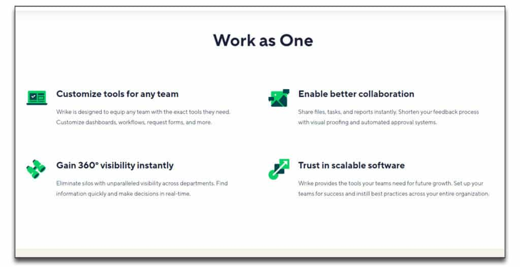 wrike review onboarding software