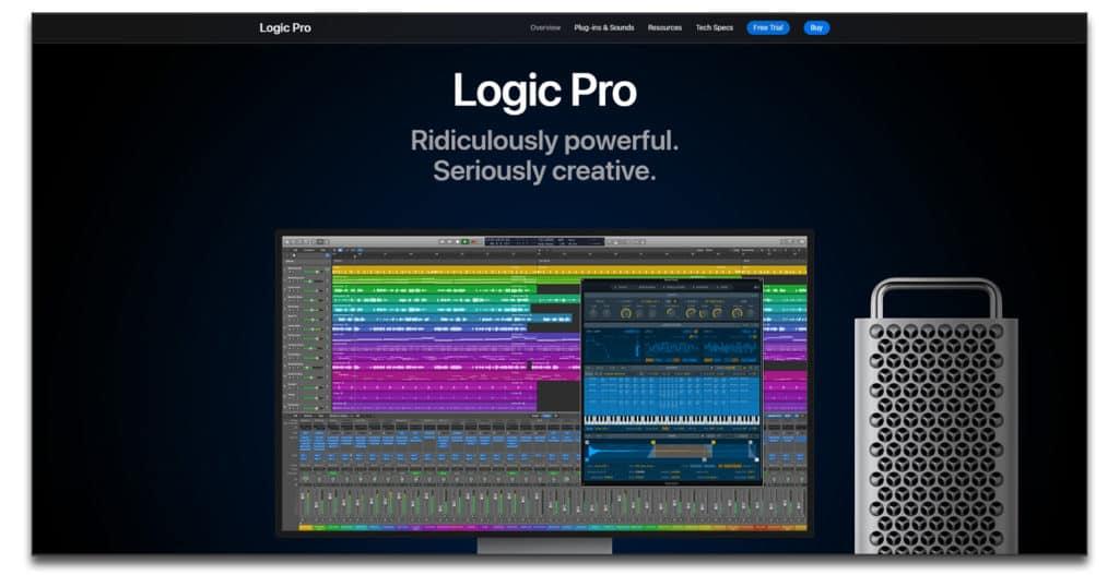 logic pro review