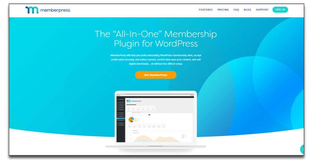 memberpress membership site software