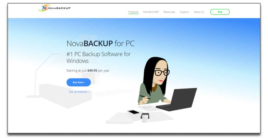 novabackup for pc
