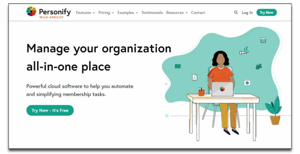 wild apricot membership site platforms