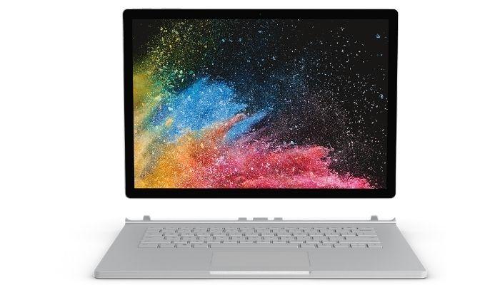 Microsoft Surface Book 2 15-inch