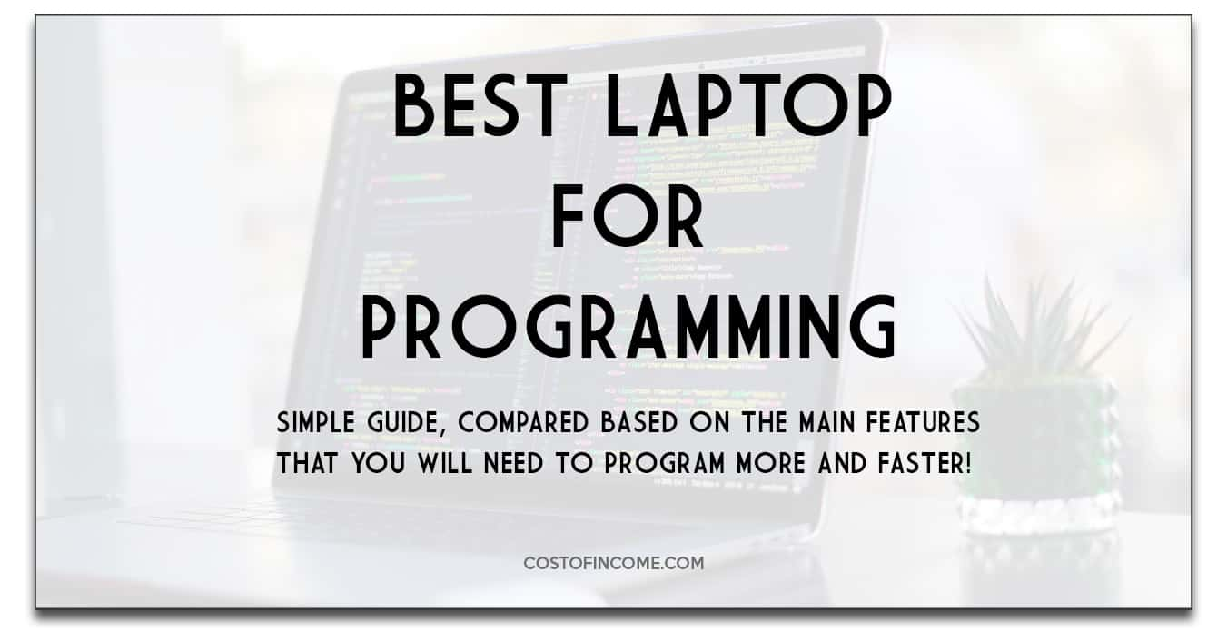 best laptop for programming