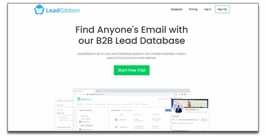 leadgibbon review