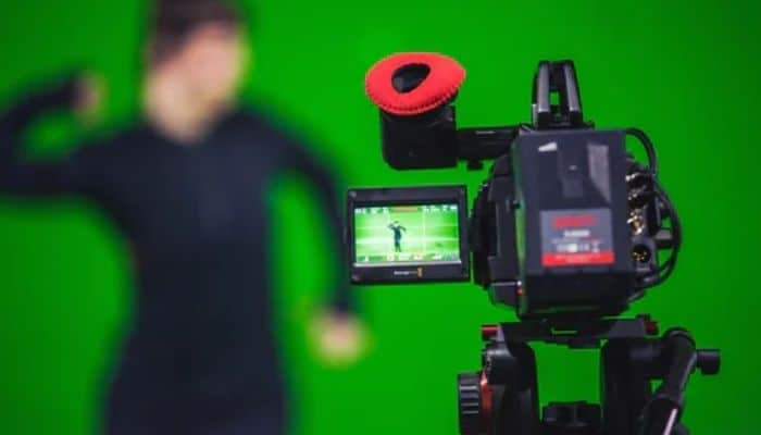 tip for using green screen