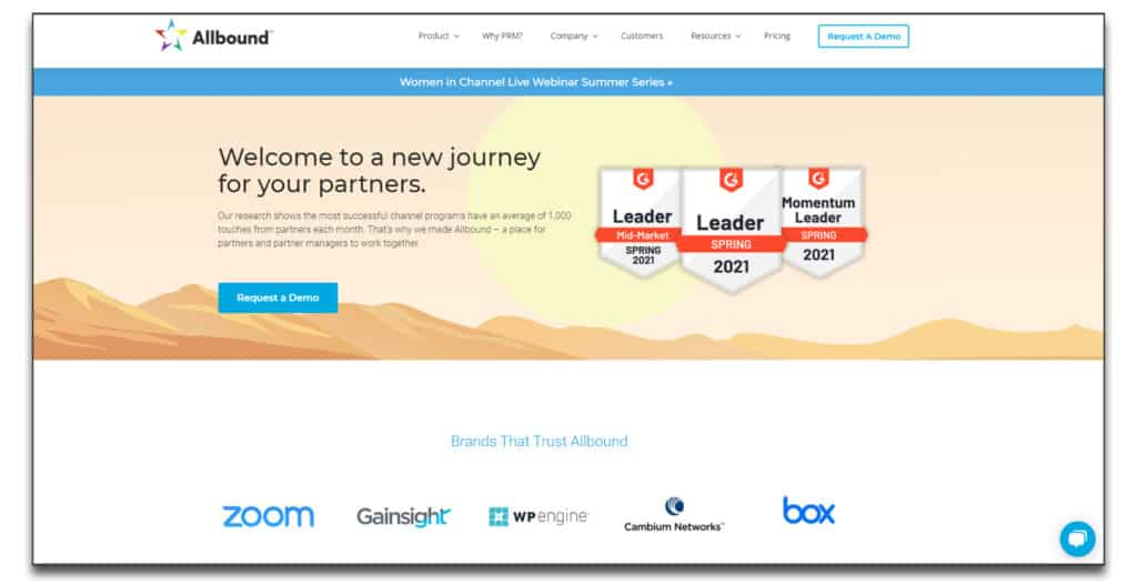 allbound partnership management