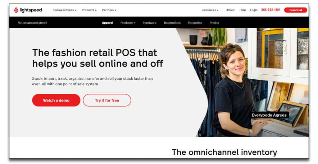 lightspeed retail review