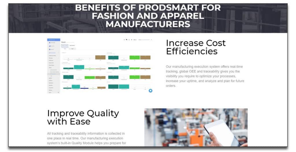 prodsmart apparel software