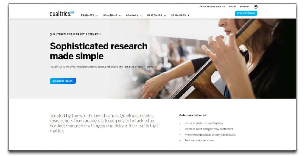 qualtrics market research