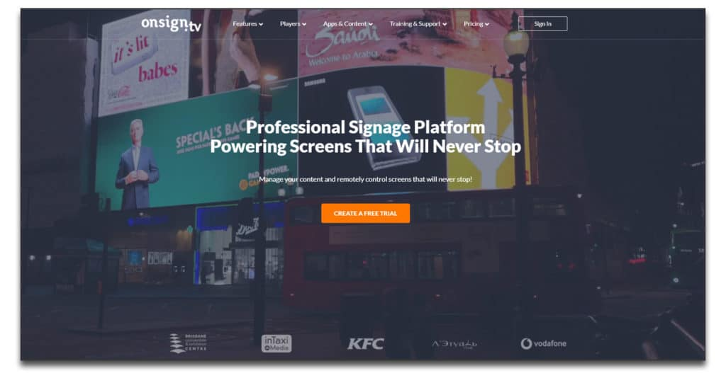 onsigntv review