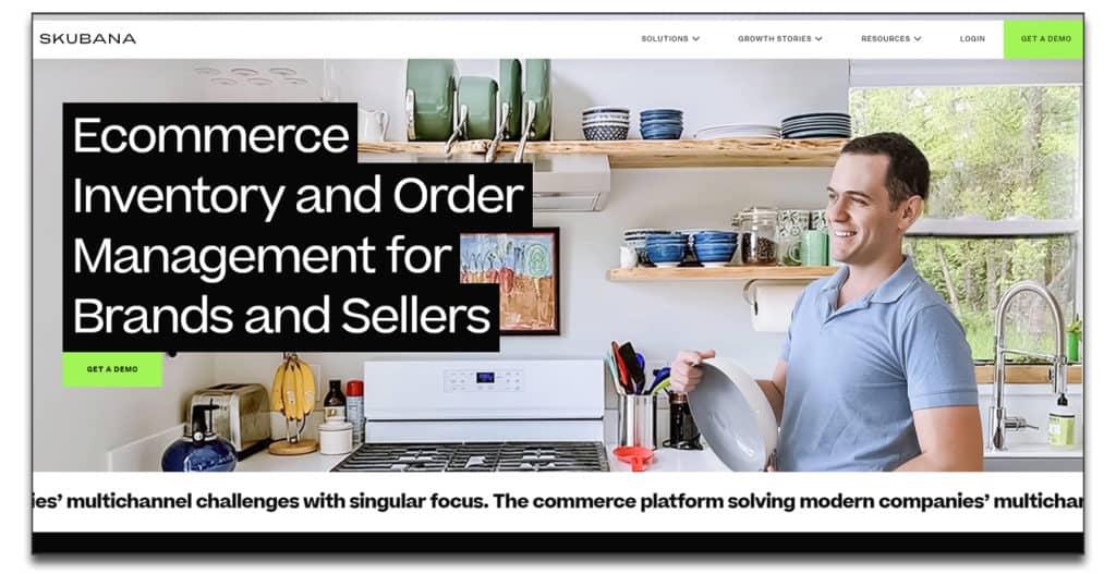 skubana order management software