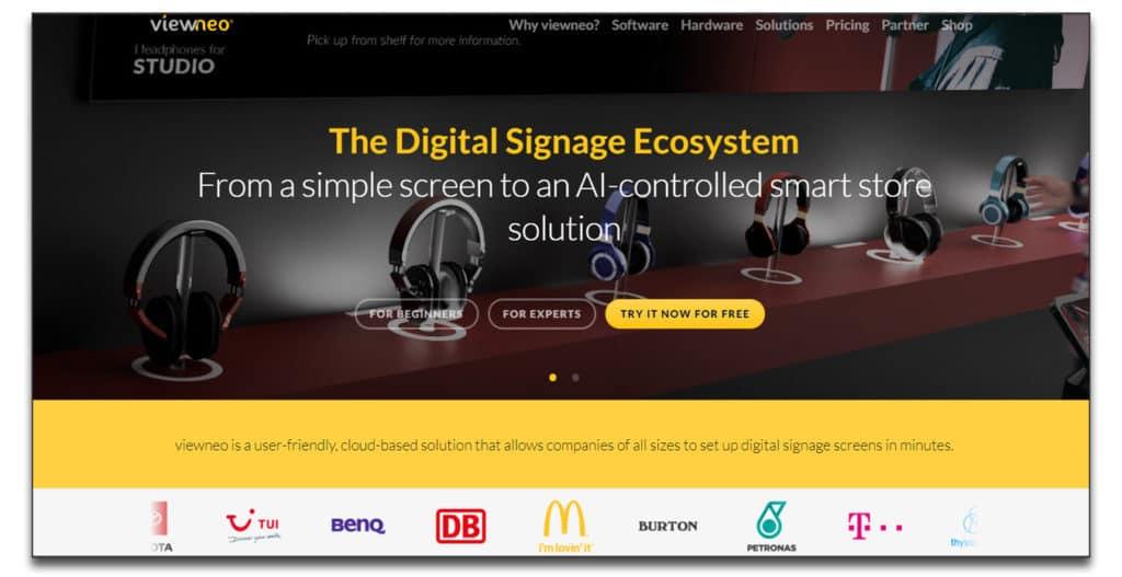 viewneo digital signage