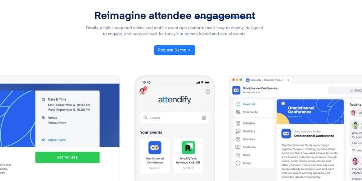 attendify review best event management software