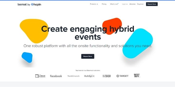 boomset review best event management software