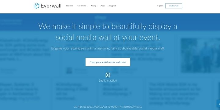 everwall review best event management software