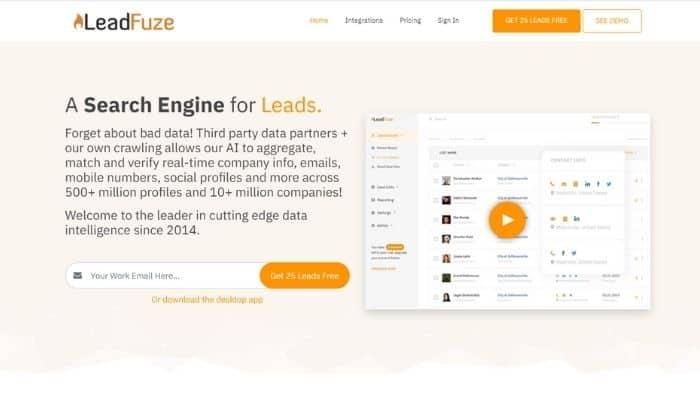 leadfuze review